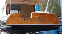 Boat Varnishing Services Sydney